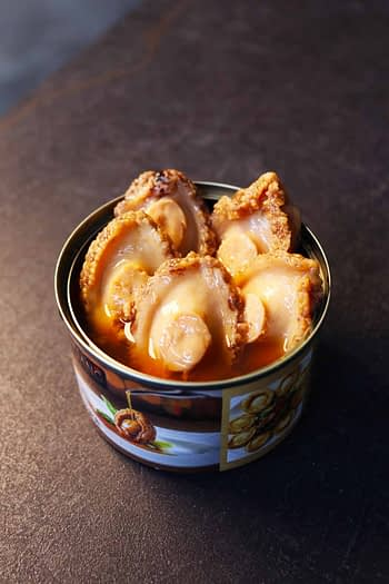 1 Can Hai Wang Hong Kong Braised Premium Abalone