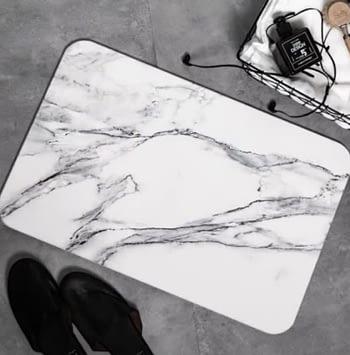 Diatomite Mat – Marble